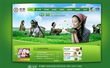 长春网站建设公司凯发体育app苹果手机网络签约 [中茶集团]